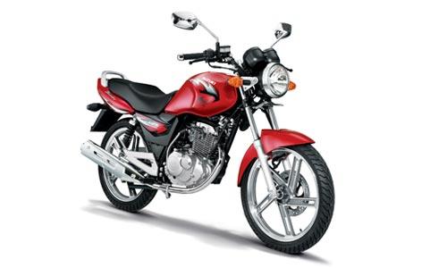 New Suzuki Thunder125