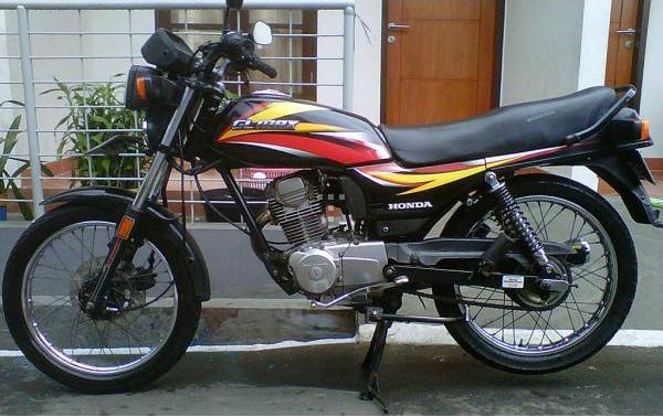 Honda GL Max 125 Indonesia